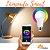 Lâmpada Smart Wi-fi Led 7w Colorida Rgb E Branco - Bivolt ⭐️⭐️⭐️⭐️⭐️ - Imagem 1