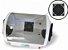 Câmara para desgaste e jateamento com exaustor e iluminação - Biotron - Imagem 1