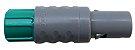 Cabo ECG de conector circular PEQUENO - 5 Eletrodos - DeltaLife - Imagem 4