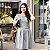 Vestido Antonella Preto - Moda Executiva Evangélica - Imagem 2