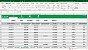 Planilha de Cadastro e Controle de Funcionários em Excel 6.0 - Imagem 7