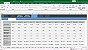 Planilha de Horas Extras com Banco de Horas em Excel 4.0 - Imagem 5