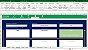 Planilha Matriz Nine Box de Avaliação de Desempenho em Excel 6.0 - Imagem 4