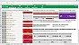 Pacote de Planilhas para Autopeças em Excel 6.0 - Imagem 1