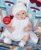 Bebê Reborn Menina Realista Corpo Em Vinil Siliconado Boneca Encantadora Com Acessórios - Imagem 1