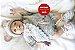 Boneca Bebê Reborn Menina Realista Um Verdadeiro Presente Com Enxoval E Acessórios - Imagem 2