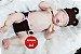 Bebê Reborn Menina Detalhes Reais Toda Em Vinil Siliconado Com Membros Articuláveis Lindíssima - Imagem 2