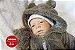 Bebê Reborn Menino Detalhes Reais Bebê Sofisticado Com Chupeta E Um Lindo Enxoval Promoção - Imagem 2