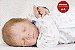 Bebê Reborn Menino Detalhes Reais Parece Um Bebê De Verdade Acompanha Enxoval E Chupeta - Imagem 2