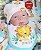 Bebê Reborn Menino Detalhes Reais Com Enxoval E Chupeta Bebê Reborn Bonito Recém Nascido - Imagem 2