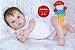 Bebê Reborn Menina Com Enxoval E Uma Linda Chupeta Bebê Reborn Super Realista - Imagem 2