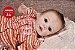 Boneca Bebê Reborn Menina Realista Bonita e Perfeita Com Lindo Enxoval Sofisticado E Acessórios - Imagem 1