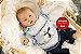 Bebê Reborn Menino Detalhes Reais De Um Bebê De Verdade Bebê Muito Fofo E Perfeitinho - Imagem 2