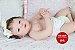Bebê Reborn Menina Detalhes Reais Princesinha Sofisticada Com Corpo Em Vinil Siliconado - Imagem 2