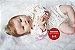 Bebê Reborn Menina Detalhes Reais Linda Princesinha Delicada Com Acessórios E Lindo Enxoval - Imagem 2
