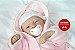Boneca Bebê Reborn Menina Detalhes Reais Bebê Recém Nascida Com Enxoval E Linda Chupeta - Imagem 1