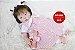 Bebê Reborn Menina Detalhes Reais Linda Princesinha Com Enxoval E Acessórios - Imagem 2
