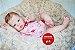 Bebê Reborn Menina Detalhes Reais Bebê Encantadora Um Verdadeiro Presente Com Enxoval - Imagem 2