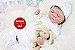 Bebê Reborn Menino Realista Lindo Bebê Sofisticado Todo Em Vinil Articulável Com Enxoval - Imagem 2