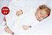 Bebê Reborn Menina Detalhes Reais Linda E Encantadora Princesinha Com Enxoval E Acessórios - Imagem 1