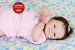 Bebê Reborn Menina Detalhes Reais Bonita E Encantadora Um Verdadeiro Presente Com Enxoval - Imagem 2