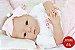 Bebê Reborn Menina Realista Lindíssima Bebê Loirinha Com Enxoval Completo E Acessórios - Imagem 1