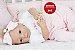 Bebê Reborn Menina Realista Lindíssima Bebê Loirinha Com Enxoval Completo E Acessórios - Imagem 2