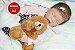 Bebê Reborn Menina Detalhes Reais De Um Bebezinho De Verdade Bebê Graciosa E Perfeita - Imagem 2