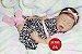 Bebê Reborn Menina Detalhes Reais De Um Bebezinho De Verdade Bebê Graciosa E Perfeita - Imagem 1