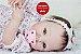 Bebê Reborn Menina Parece Um Bebê De Verdade 51 Cm Bela Princesa Com Enxoval E Acessórios - Imagem 1