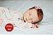 Bebê Reborn Menina Bebê Quase Real Muito Fofa E Perfeita Com Lindo Enxoval E Chupeta - Imagem 2