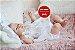Boneca Bebê Reborn Menina Detalhes Reais Muito Fofa E Delicada Acompanha Acessórios - Imagem 2