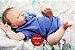 Bebê Reborn Menino Detalhes Reais Bebê Encantador E Perfeitinho Com Chupeta E Enxoval - Imagem 1