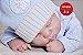 Bebê Reborn Menino Realista Bebê Gordinho Super Fofo Um Amor Acompanha Lindo Enxoval - Imagem 2