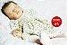 Bebê Reborn Menina Realista Boneca Graciosa E Perfeita Com Lindo Enxoval E Acessórios Fofos - Imagem 2
