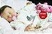 Bebê Reborn Menina Realista Boneca Graciosa E Perfeita Com Lindo Enxoval E Acessórios Fofos - Imagem 1