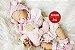 Boneca Bebê Reborn Menina Detalhes Reais De Um Bebê De Verdade Linda Com Enxoval - Imagem 1