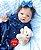 Bebê Reborn Menina Detalhes Reais Graciosa E Perfeitinha Acompanha Chupeta E Lindo Enxoval - Imagem 2