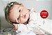 Boneca Bebê Reborn Realista Bebê Encantadora Quase Real Um Verdadeiro Presente Com Acessórios - Imagem 1