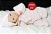 Boneca Bebê Reborn Menina Realista Linda Bebê Reborn Encantadora Com Enxoval E Chupeta - Imagem 2