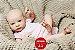 Bebê Reborn Menina Realista Princesa Encantadora Acompanha Enxoval Completo E Chupeta - Imagem 2
