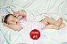 Boneca Bebê Reborn Menina Detalhes Reais Super Fofa E Bonita Acompanha Acessórios E Enxoval - Imagem 2