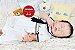 Bebê Reborn Menino Detalhes Reais Um Verdadeiro Presente Muito Fofo Com Lindo Enxoval - Imagem 2