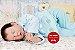 Bebê Reborn Menino Detalhes Reais De Um Bebê De Verdade Encantador E Muito Realista - Imagem 2