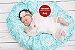 Boneca Bebê Reborn Menina Bebê Quase Real Super Fofa E Realista Acompanha Lindo Enxoval - Imagem 2