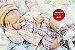 Bebê Reborn Menino Realista Criança Grande Toddler Bebê Artesanal Sofisticado Lindíssimo - Imagem 1