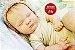 Bebê Reborn Menino Bebê Quase Real Modelo Criança Grande Toddler Com Lindo Enxoval E Chupeta - Imagem 2