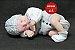 Bebê Reborn Menino Realista Um Amor De Bebê Anjinho Delicado Acompanha Lindo Enxoval - Imagem 1
