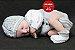 Bebê Reborn Menino Realista Um Amor De Bebê Anjinho Delicado Acompanha Lindo Enxoval - Imagem 2