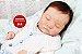Bebê Reborn Menino Detalhes Reais Bebê Luxuoso Com Enxoval Completo E Chupeta Lindíssimo - Imagem 2